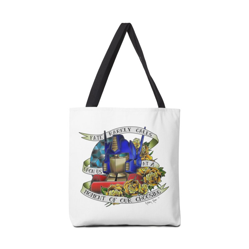 Robots in Disguise Accessories Tote Bag Bag by sketchesbecrazy