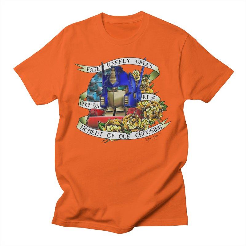Robots in Disguise Men's T-Shirt by sketchesbecrazy