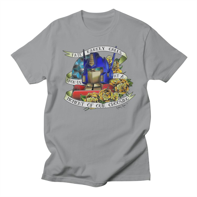 Robots in Disguise Women's Regular Unisex T-Shirt by sketchesbecrazy