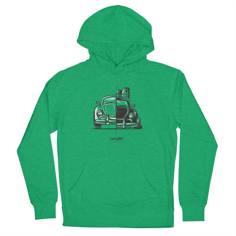 How do you roll?  Men's Pullover Hoody by sketchmyride's Shop