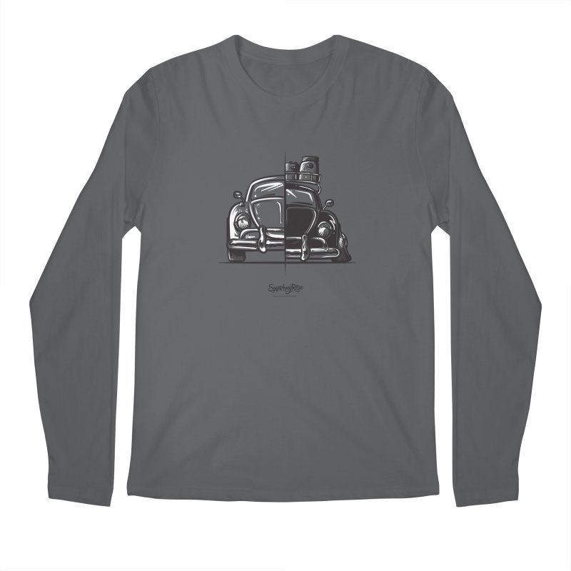 How do you roll?  Men's Longsleeve T-Shirt by sketchmyride's Shop