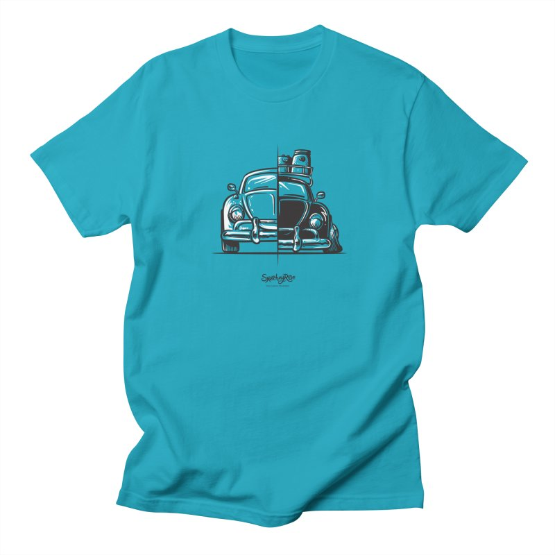 How do you roll?  Men's T-Shirt by sketchmyride's Shop