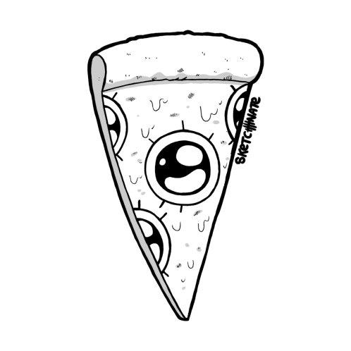 Design for cutie pizzeye