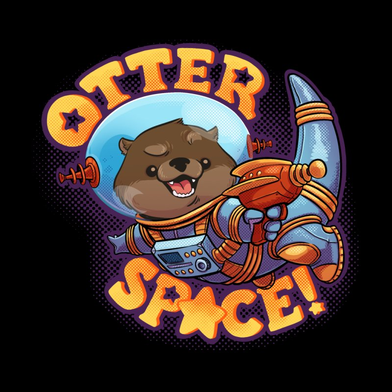 Otter Space! by sketch sauce