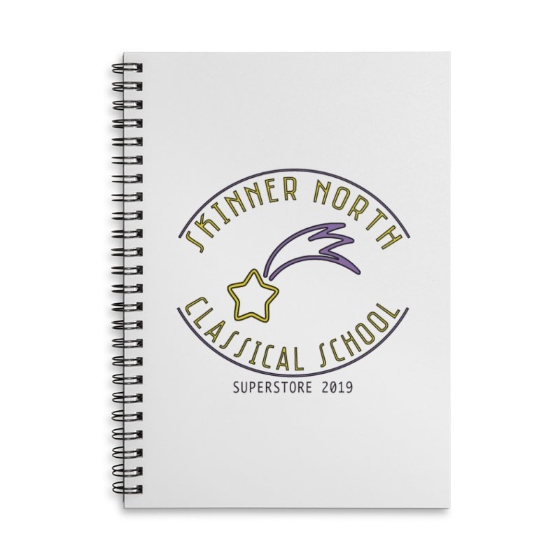 team shirts Accessories Notebook by SuperStore