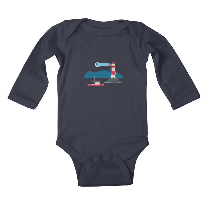 A Declaration Kids Baby Longsleeve Bodysuit by skinnyandy's Artist Shop