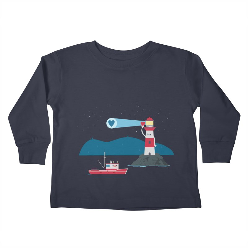 A Declaration Kids Toddler Longsleeve T-Shirt by skinnyandy's Artist Shop