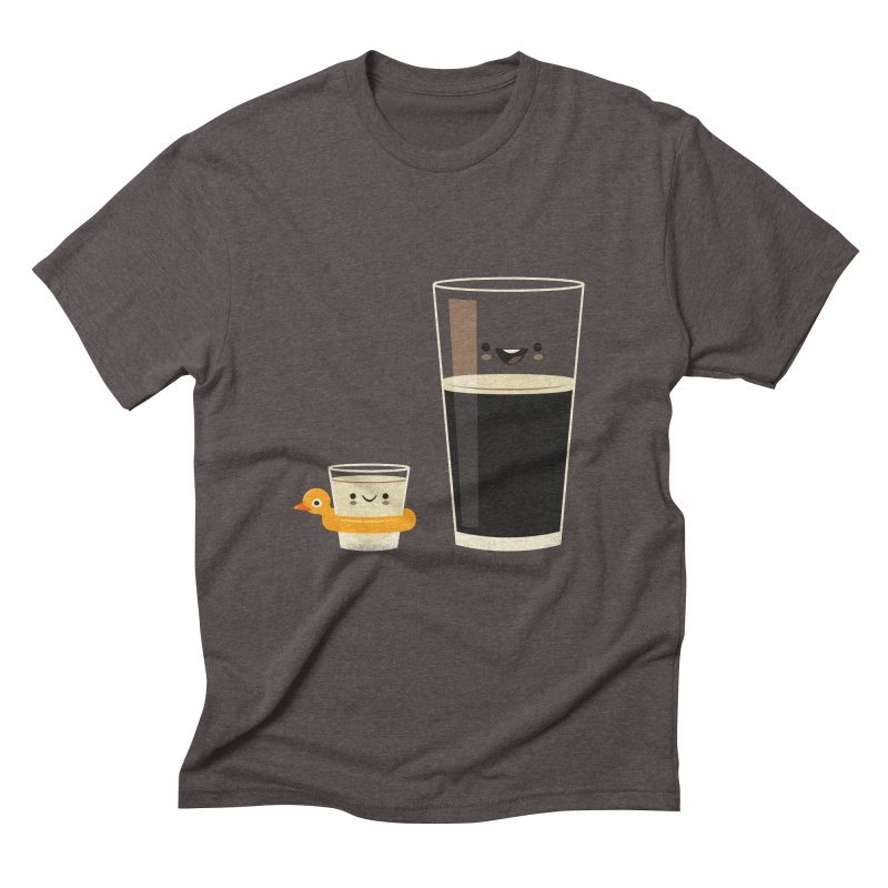 Car Bomb Men's Triblend T-Shirt by skinnyandy's Artist Shop