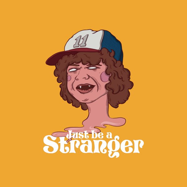 image for Just Be A Stranger