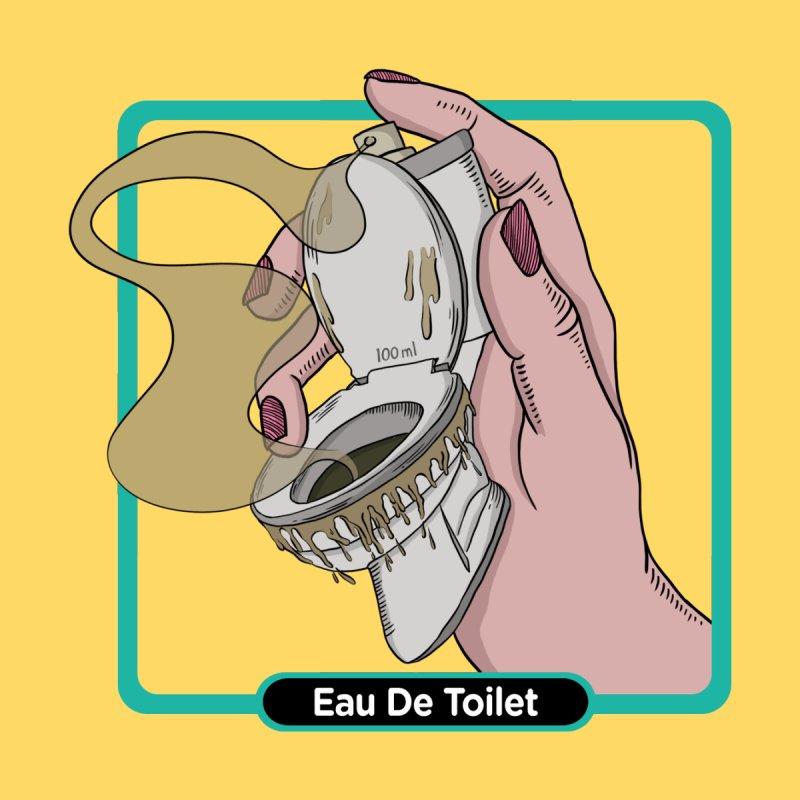 Eau De Toilet Men's T-Shirt by skinnypop