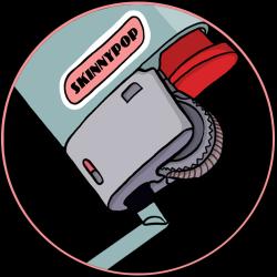 skinnypop Logo