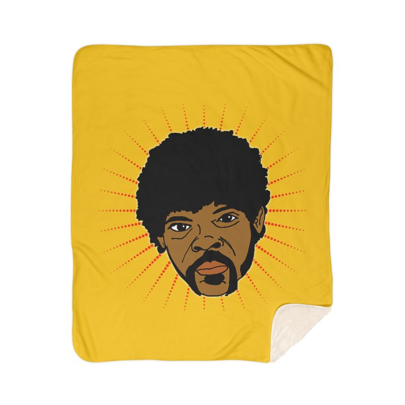 Say What Again Home Blanket by Skippy Fantastic's Pop Culture Emporium
