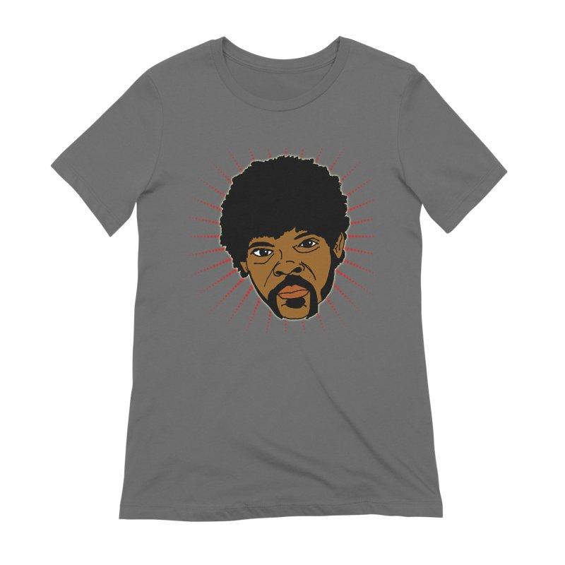 Say What Again Women's T-Shirt by Skippy Fantastic's Pop Culture Emporium