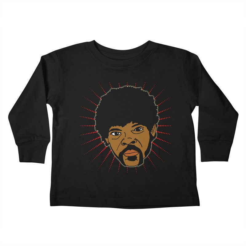Say What Again Kids Toddler Longsleeve T-Shirt by Skippy Fantastic's Pop Culture Emporium