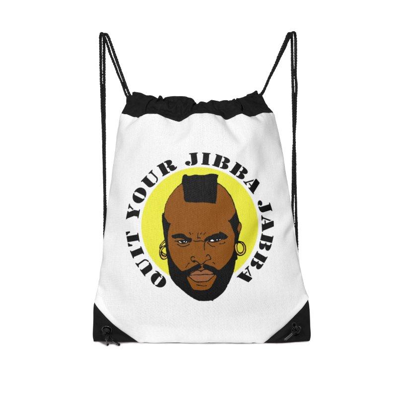 Quit Your Jibba Jabba Accessories Bag by Skippy Fantastic's Pop Culture Emporium