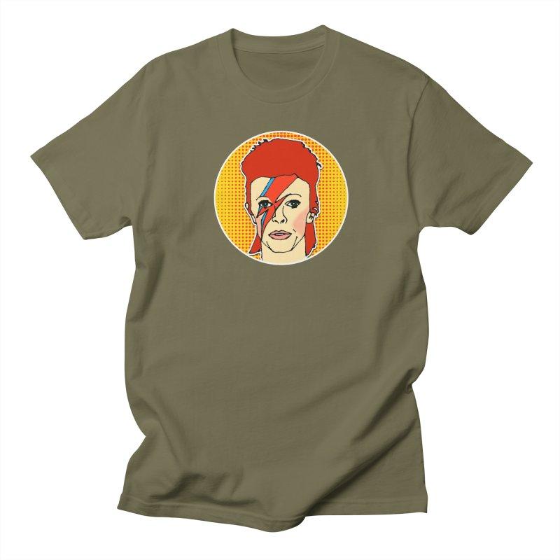 Life on Mars Men's T-Shirt by Skippy Fantastic's Pop Culture Emporium