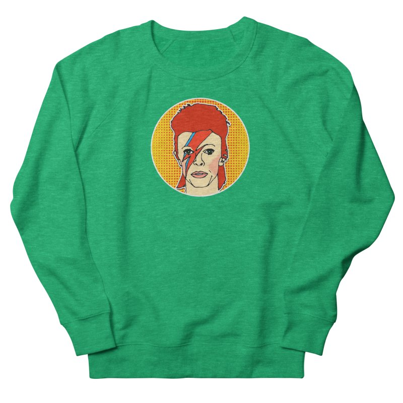 Life on Mars Women's Sweatshirt by Skippy Fantastic's Pop Culture Emporium