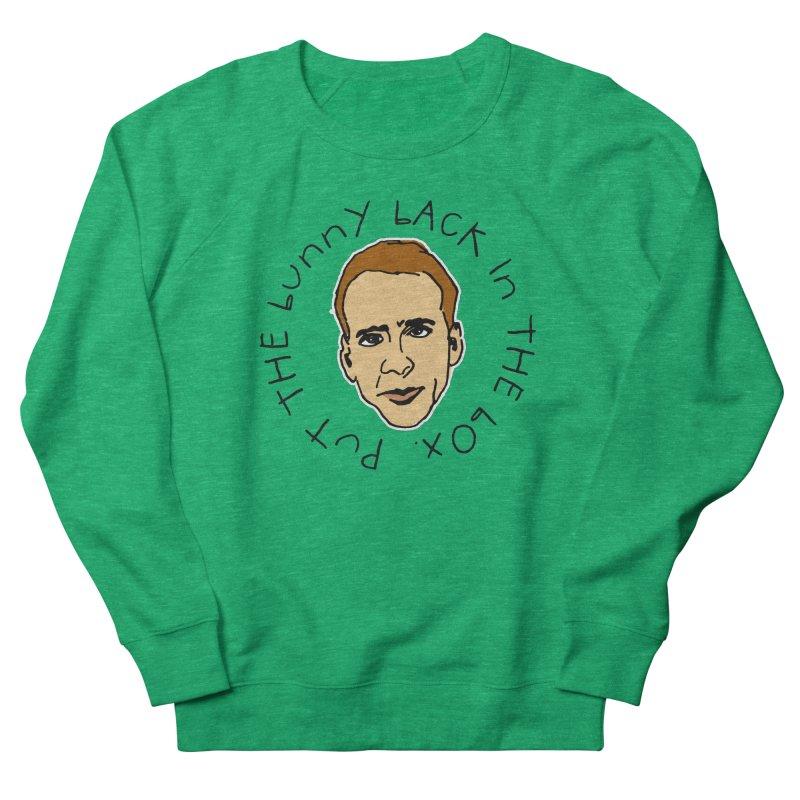 Put the Bunny Back Men's Sweatshirt by Skippy Fantastic's Pop Culture Emporium