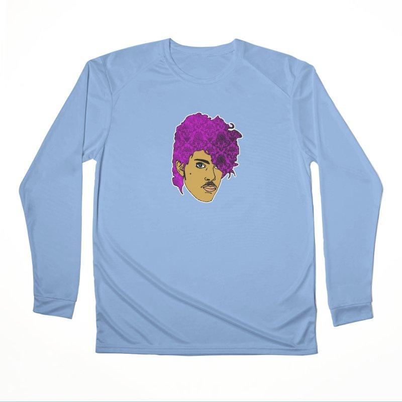 Let's Go Crazy Women's Longsleeve T-Shirt by Skippy Fantastic's Pop Culture Emporium