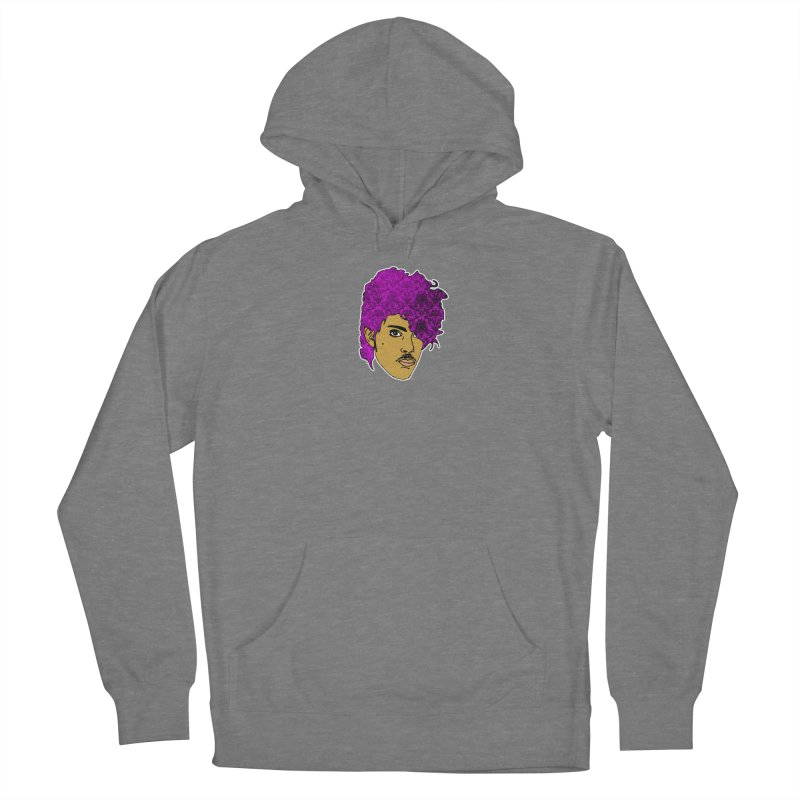 Let's Go Crazy Women's Pullover Hoody by Skippy Fantastic's Pop Culture Emporium