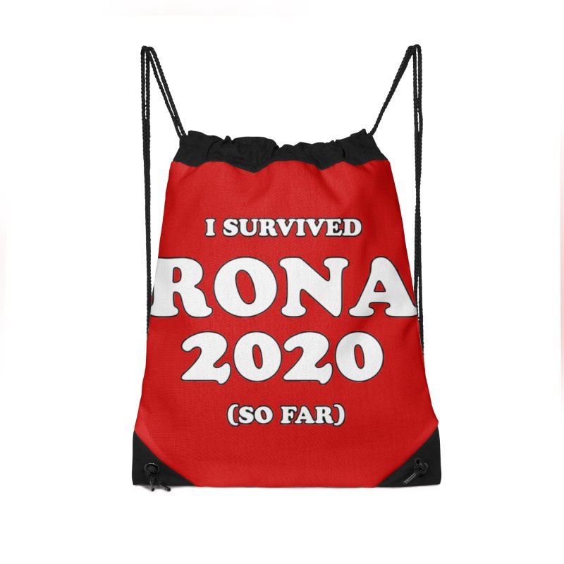 I Survived RONA 2020 Accessories Bag by Skippy Fantastic's Pop Culture Emporium