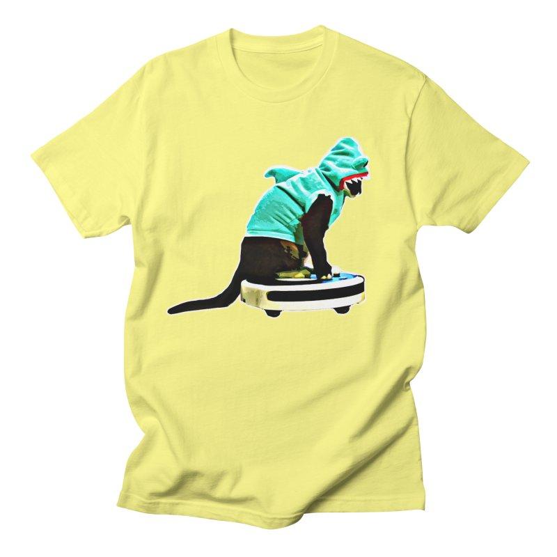 Roomba Life Men's T-Shirt by Skippy Fantastic's Pop Culture Emporium