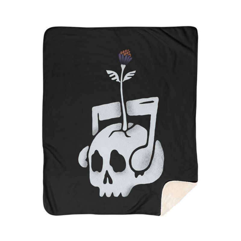 Dead Alive Home Blanket by Tatak Waskitho