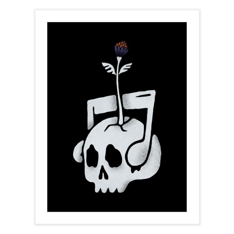 Dead Alive Home Fine Art Print by Tatak Waskitho