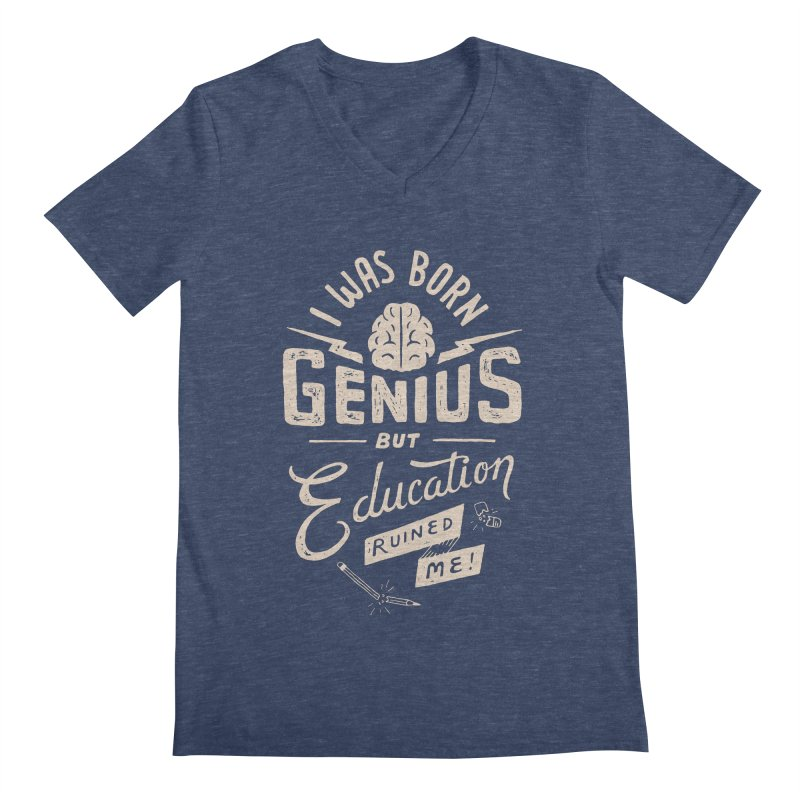 Born Genius   by skitchism's Artist Shop