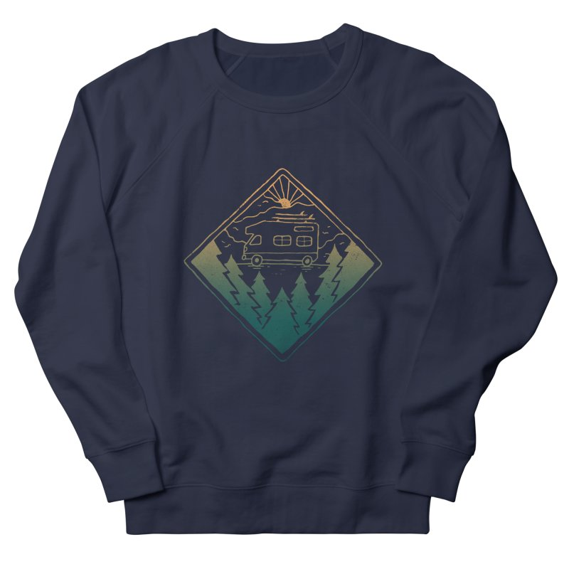 Advanture Men's Sweatshirt by Tatak Waskitho