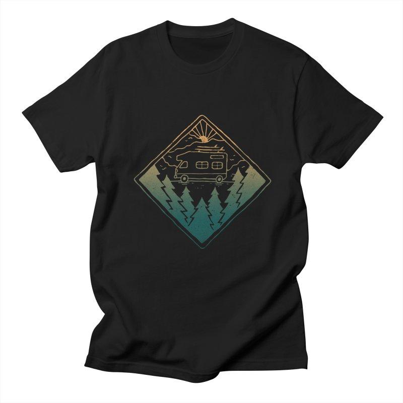 Advanture Men's T-shirt by skitchism's Artist Shop