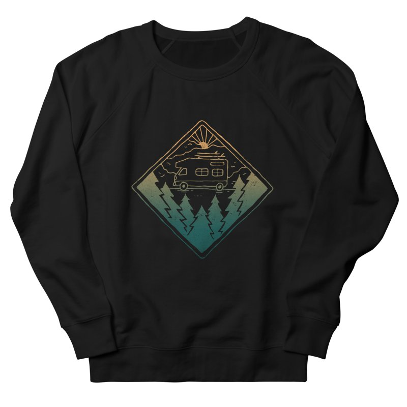 Advanture Men's Sweatshirt by skitchism's Artist Shop