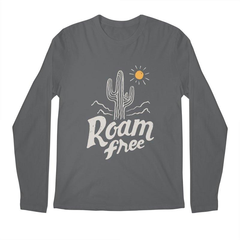 Roam Free Men's Longsleeve T-Shirt by skitchism's Artist Shop