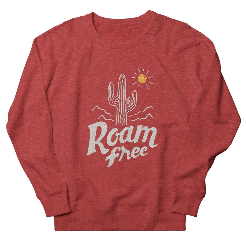 Roam Free Men's Sweatshirt by skitchism's Artist Shop