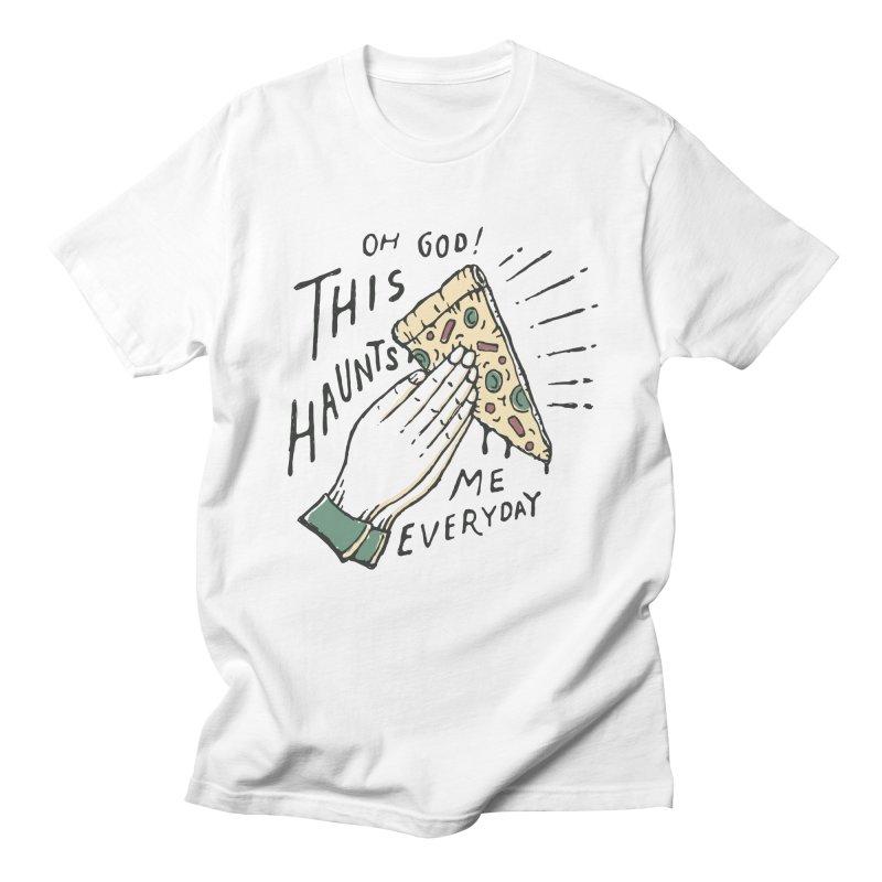 Haunts Me Men's T-shirt by skitchism's Artist Shop