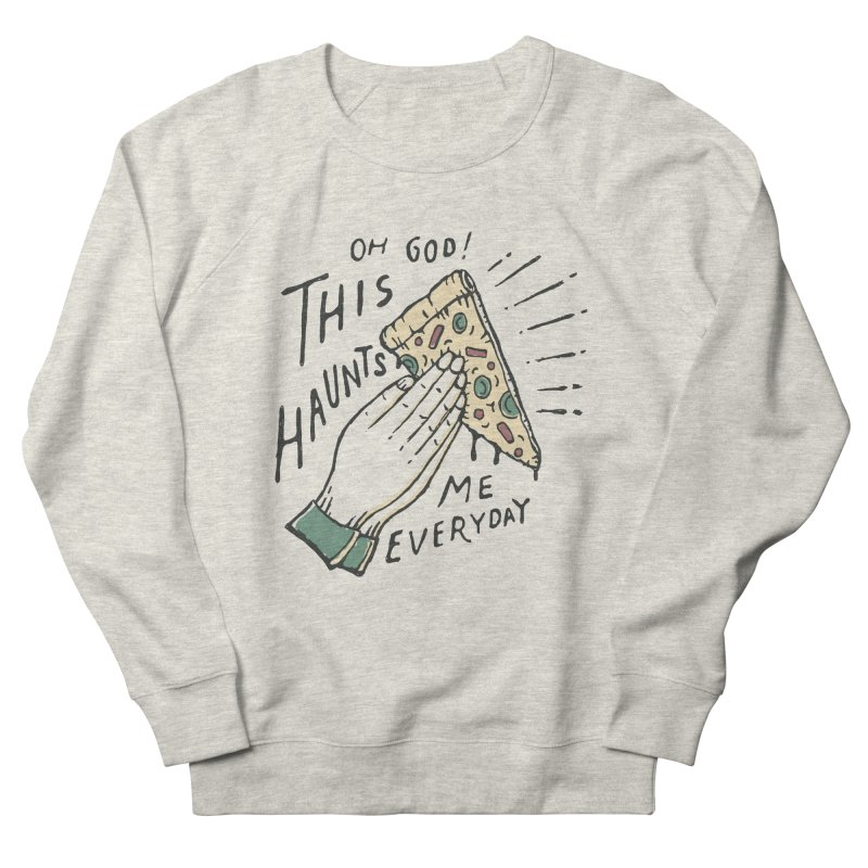 Haunts Me Women's Sweatshirt by skitchism's Artist Shop