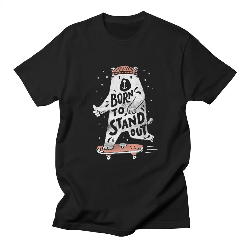 Stand Out Men's T-Shirt by Tatak Waskitho