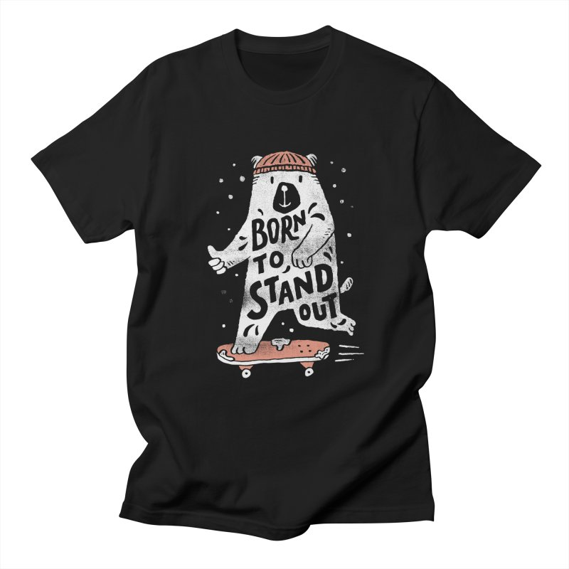 Stand Out Men's T-Shirt by skitchism's Artist Shop