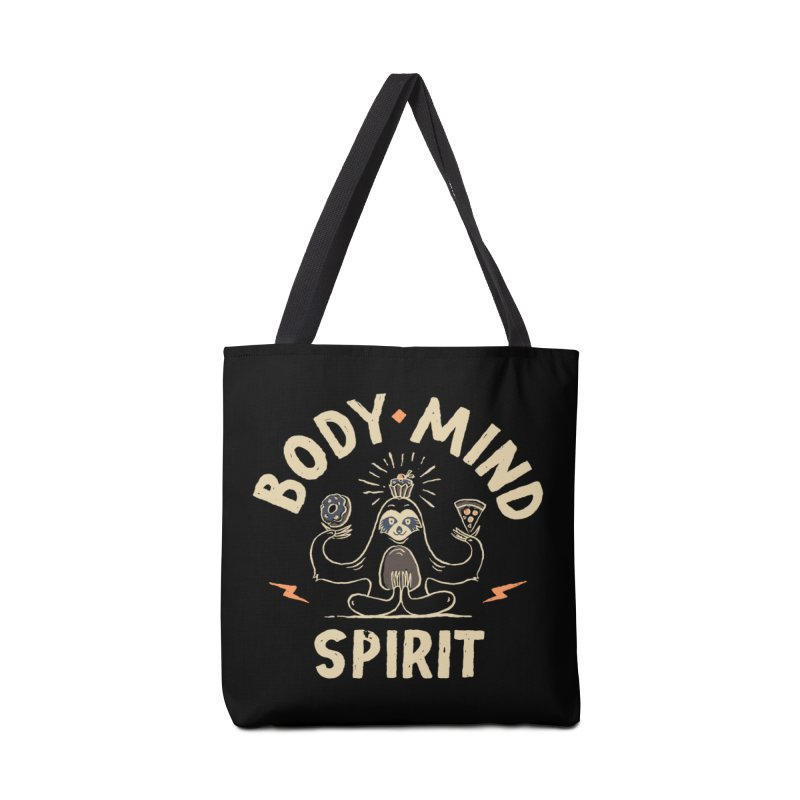 Yoga Class Accessories Bag by skitchism's Artist Shop