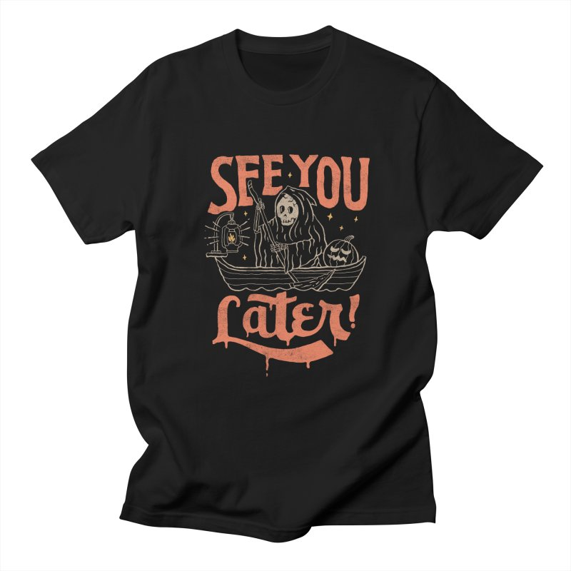 See You Men's T-Shirt by skitchism's Artist Shop