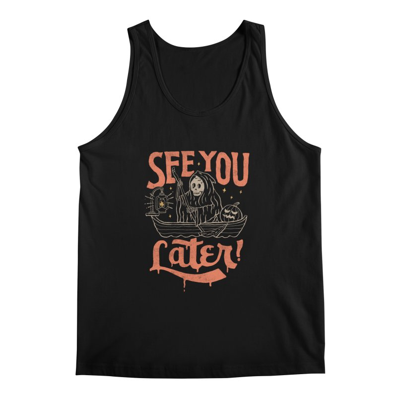 See You Men's Tank by skitchism's Artist Shop