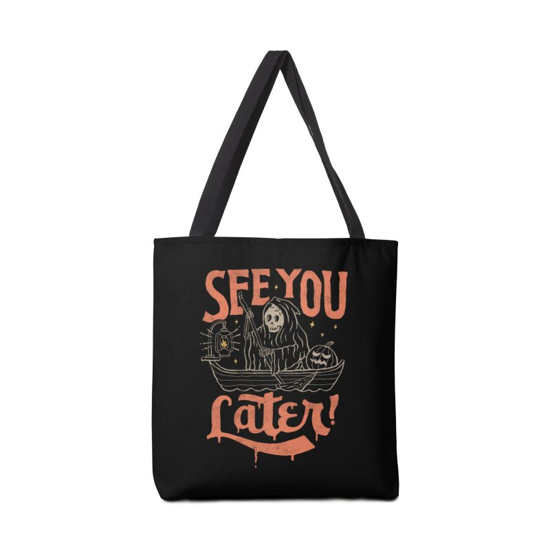 See You Accessories Bag by skitchism's Artist Shop