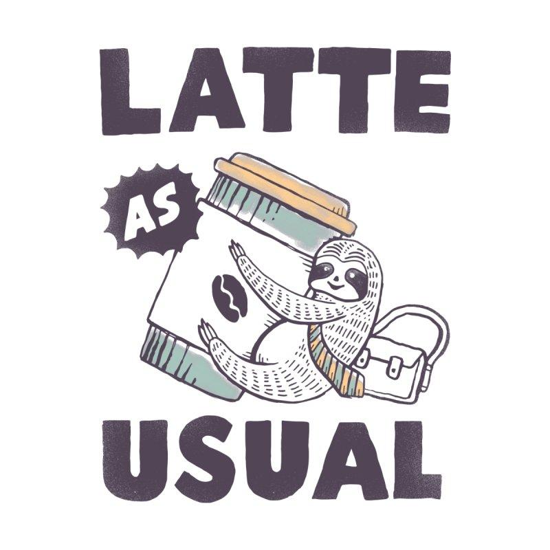 Latte As Usual by Tatak Waskitho