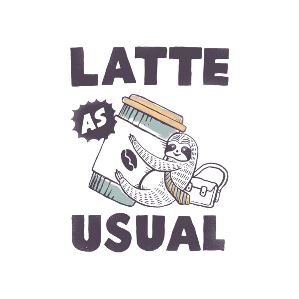 image for Latte As Usual
