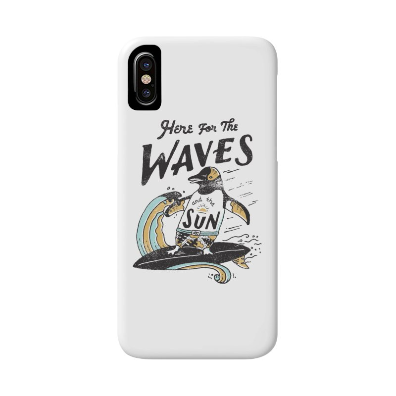 Here For Accessories Phone Case by skitchism's Artist Shop