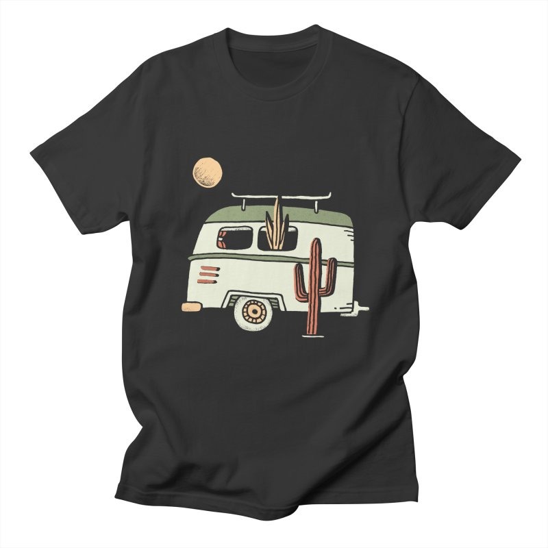 Van Life Men's T-Shirt by Tatak Waskitho