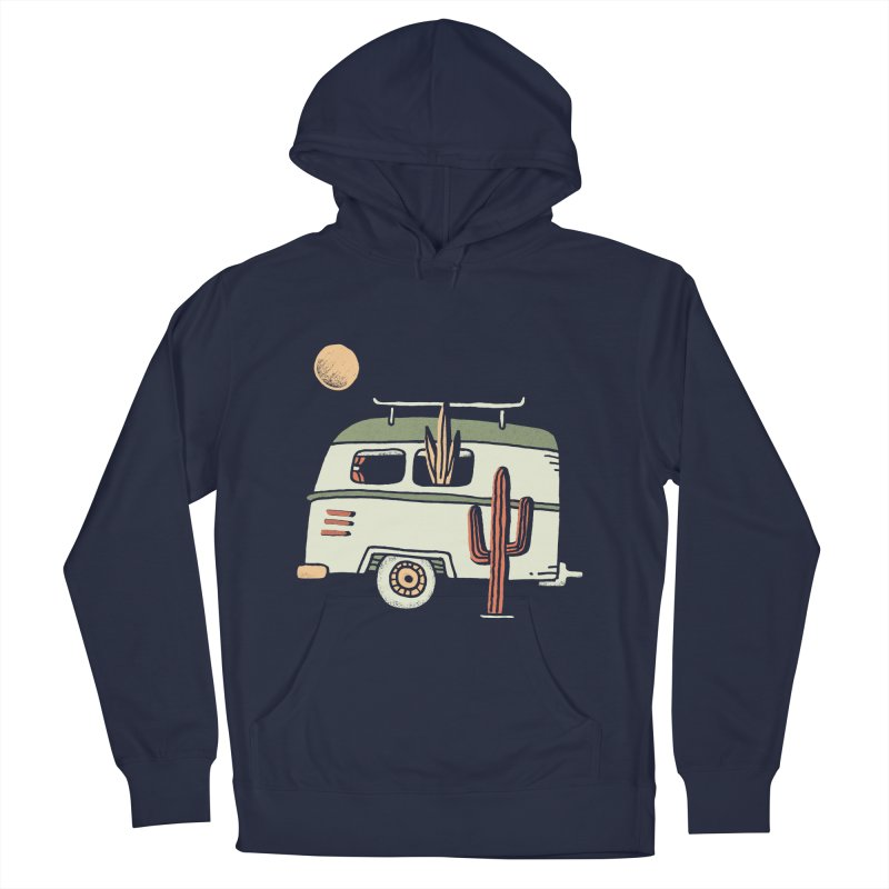 Van Life Men's French Terry Pullover Hoody by skitchism's Artist Shop