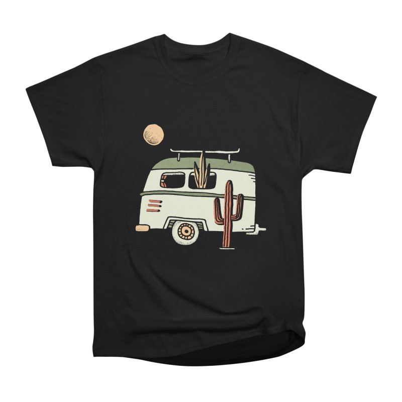 Van Life Men's Heavyweight T-Shirt by Tatak Waskitho