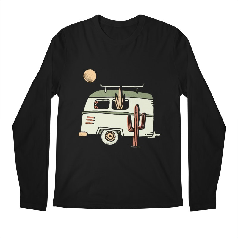 Van Life Men's Regular Longsleeve T-Shirt by skitchism's Artist Shop