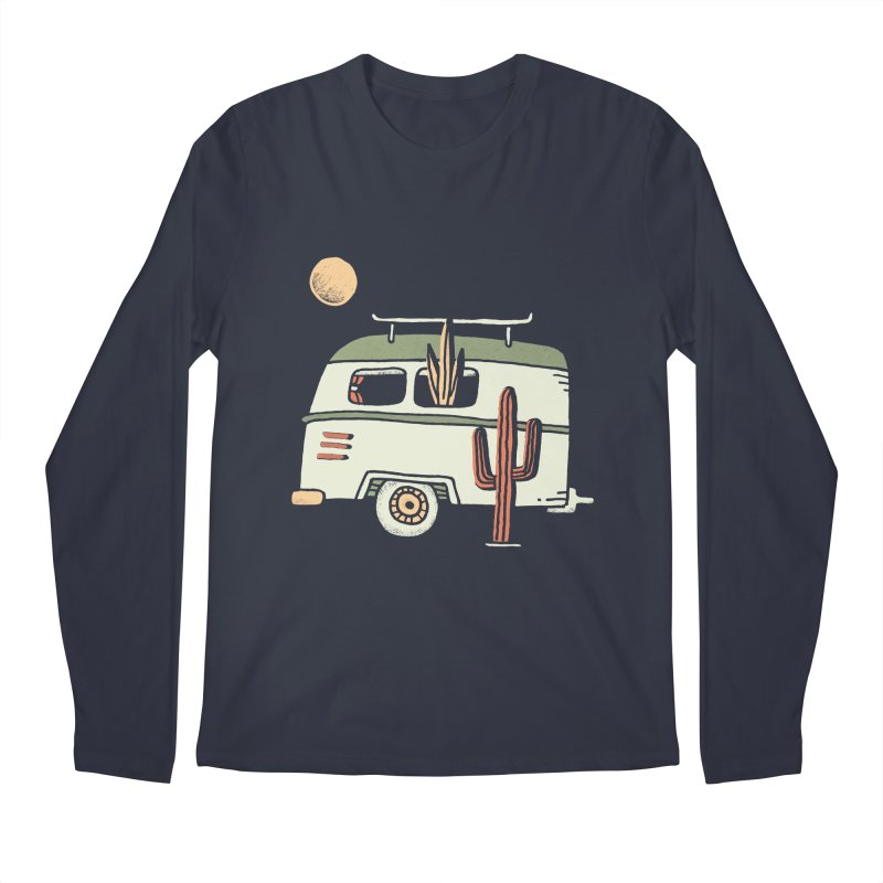 Van Life Men's Regular Longsleeve T-Shirt by skitchism's Artist Shop
